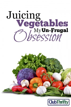 Lately, I've found myself dealing with a new obsession. It is called juicing! Juicing vegetables is a cool way to get that needed vegetable fix!