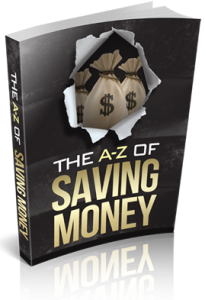 The A-Z of Saving Money