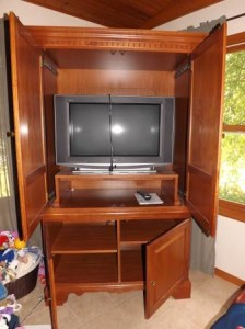 In other news, I still have an armoire and television for sale for $150. Will someone please buy this f*$%king thing?