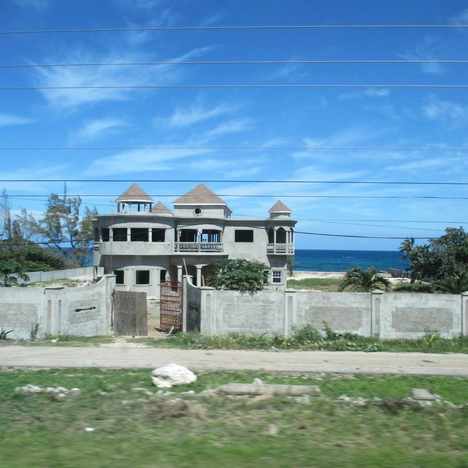 half built house 2