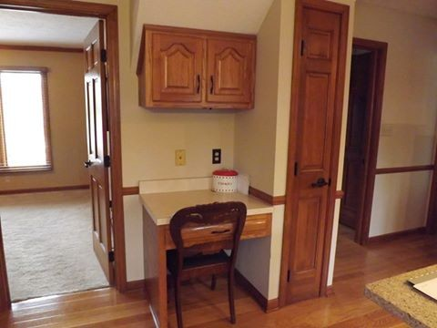 kitchen desk 1
