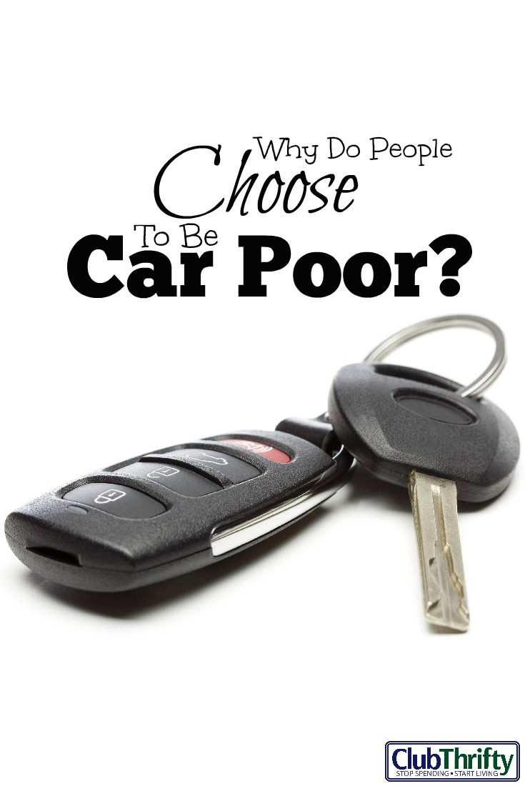 Newsflash: The average car loan taken is now 66 months long and over $27,000. Why? Use these tips to help yourself out and avoid being car poor.