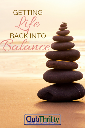 It is easy to lose track of what is really important in life. Use these tips to get your life back into the balance you need, STAT!