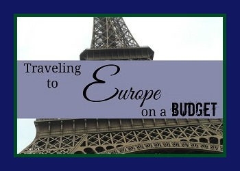 We recently traveled to Europe on a budget with the help of credit card rewards. Read this post for the juicy details...complete with pics!!!