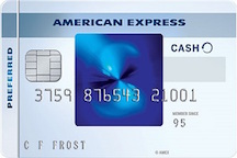 Blue Cash Preferred AMEX