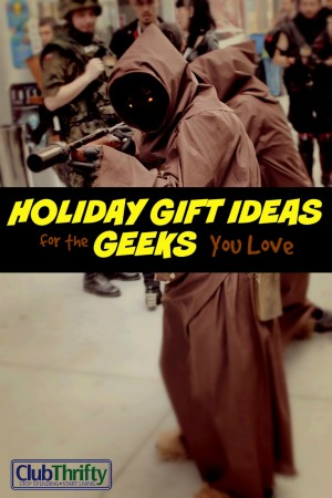 A new website aimed at gift ideas for geeks and nerds has made its way into the mainstream, and for a limited time you can earn 4% cash back! Here's how.