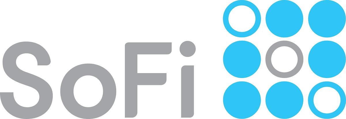 SoFi Logo horizontal