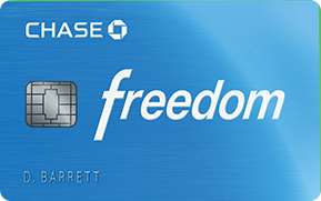 Chase Ultimate Rewards - Chase Freedom