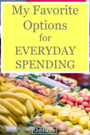We earn a ton of points and miles almost entirely through everyday spending. Here are our favorite credit cards we use for everyday expenses!