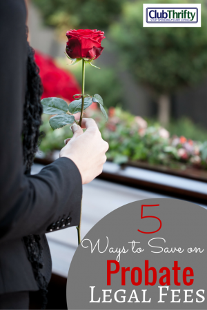 Death is inevitable. It's also expensive, but proper estate planning can help. Use these 5 tips help your loved ones avoid probate and save on estate fees.