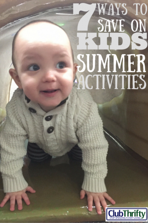 "Dreading hearing ""I'm bored"" from your kids but don't want to spend a fortune on outings? Then check out our post on how to save on kids summer activities."