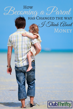Becoming a parent has totally changed the way I think about money. Here are 5 ways my views on money have evolved since becoming a mom.