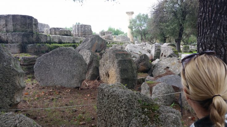 Looking for the best places to visit in Europe? Here's a list of my favorite attractions, plus tips on how you can save money on your trip! - Olympia, Greece