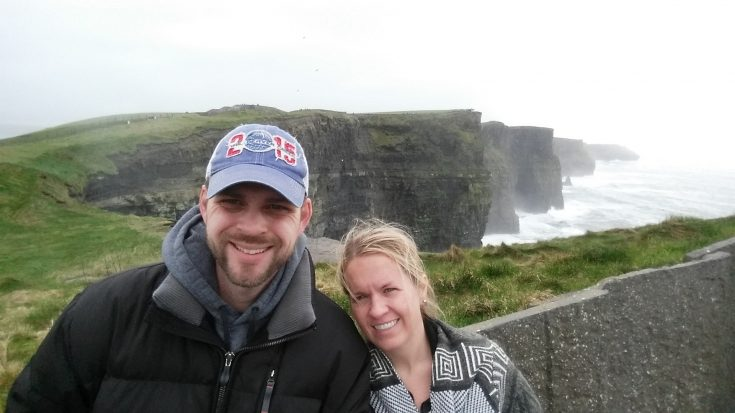 Traveling to Dublin for St. Patrick's Day has always been a dream of mine. Here's a review of our trip, complete with plenty of pictures! Cliffs of Moher