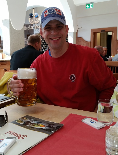 Our Family trip to Europe - Munich beer