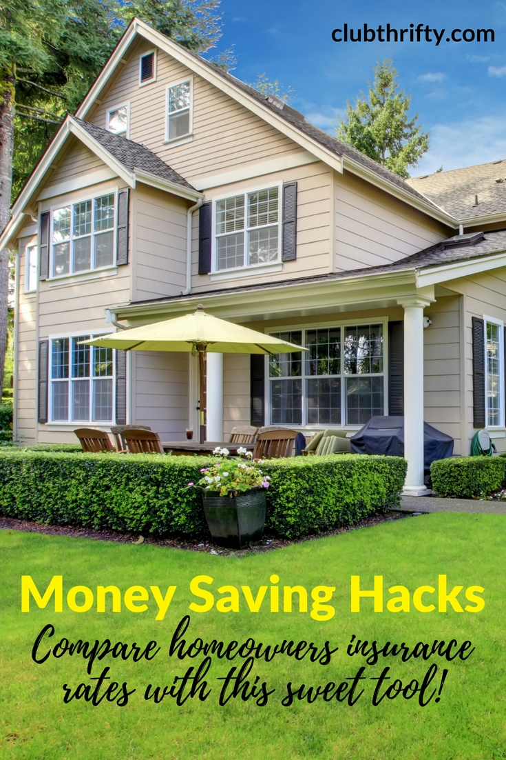 Are you overpaying for homeowners insurance? Progressive has a new tool that can help you find out. Learn more about Progressive's HomeQuote Explorer here. #sponsored