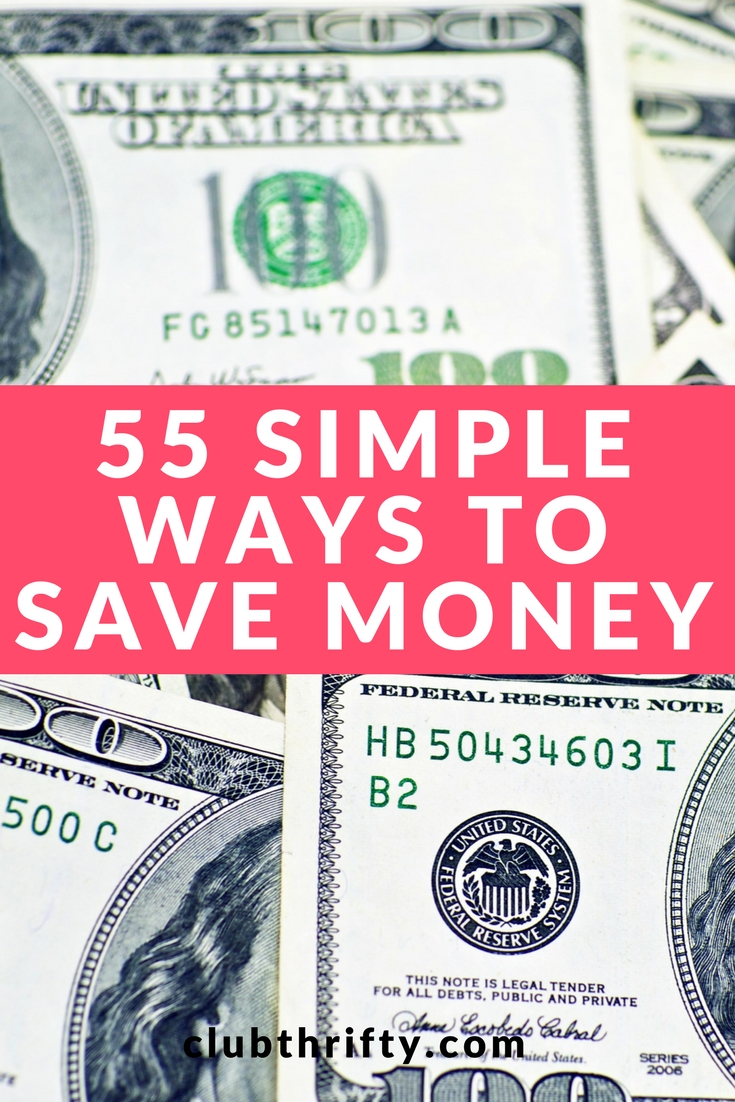 Looking for ways to save money fast? Forget the gimmicks, and learn how to save money the right way. Use these simple money saving tips to get started right away!