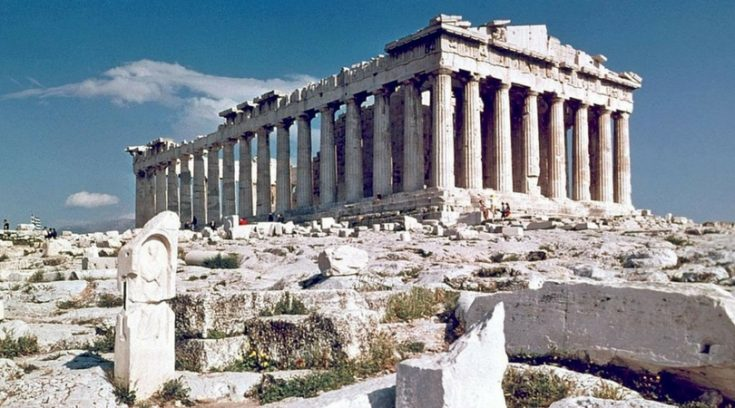 cheapest countries to visit - greece