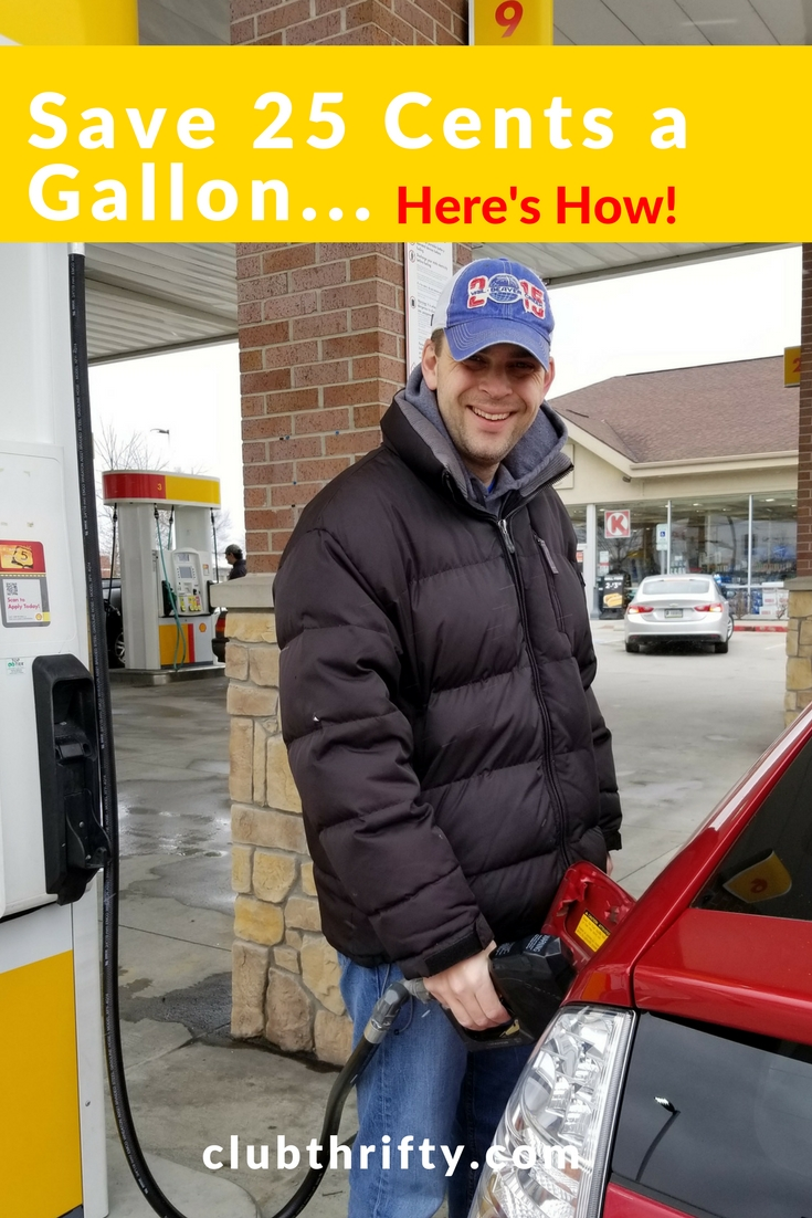 Want to save 25 cents a gallon on gas? We've got your hook up. This month, you can save up to 25 cents a gallon at the pump. Learn more here!