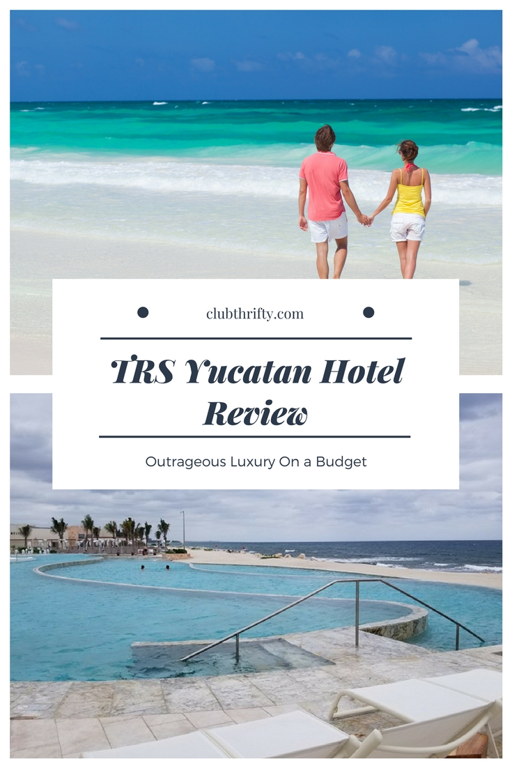 If you're looking for an affordable all-inclusive resort with a touch of luxury, the TRS Yucatan Hotel is it. Located in Riviera Maya, Mexico, this adults-only hotel offers luxury accommodations with a Caribbean vibe. In this TRS Yucatan review, we'll explore whether it's a good fit for your travel plans.