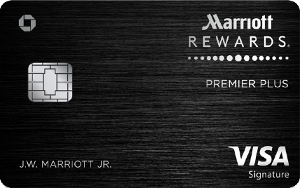 Marriott Premier Plus Card image