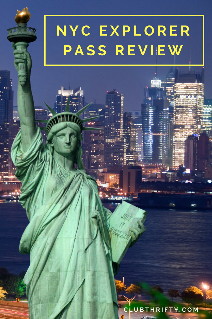New York City Explorer Pass Review 2019: Is It A Good