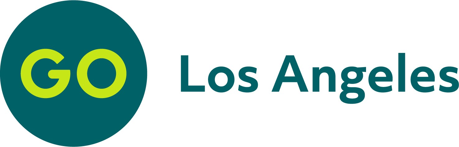 Go Los Angeles Card Logo