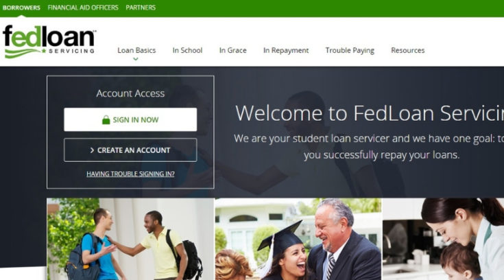 MyFedLoan is the user platform for FedLoan Servicing. Learn how to manage your student loans through MyFedLoan and avoid common borrower problems.