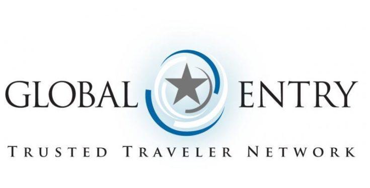 Global entry logo