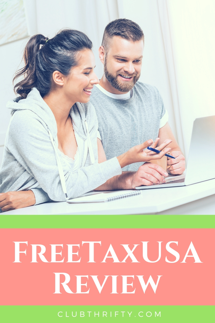 FreeTaxUSA Review 2019: File Federal Income Tax Returns
