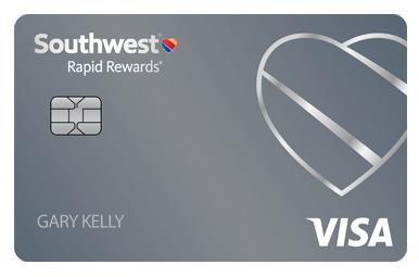 40,000 Rapid Rewards Points Offer for Southwest Visa Credit Card