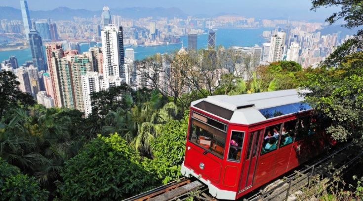 Hong Kong Pass review - Hong Kong skyline