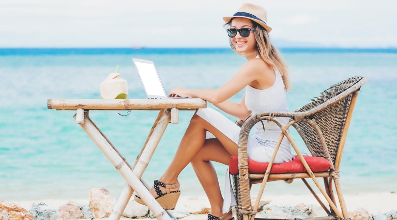"""Do you love writing? Our """"Ultimate Guide to Becoming a Freelance Writer"""" lays out five of the most important steps to start writing online."""