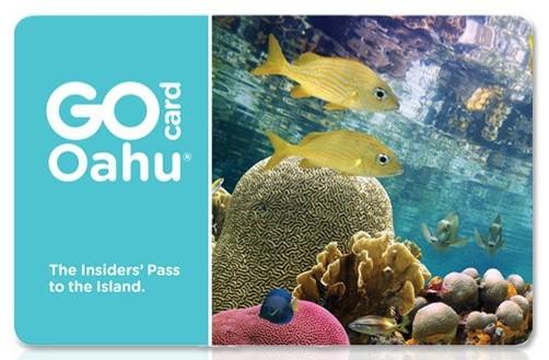 Go Oahu Card Logo
