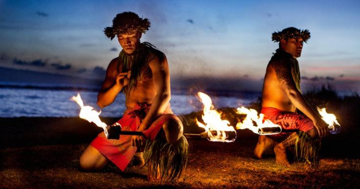 Photo of Polynesian Luau