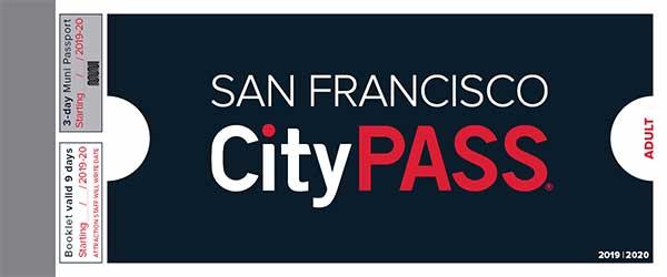 San Francisco CityPASS logo