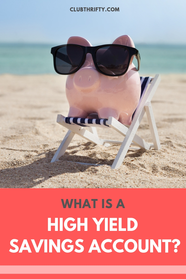 What's the buzz about high yield savings accounts? We'll cover what they are, their benefits, and when they're right for you.