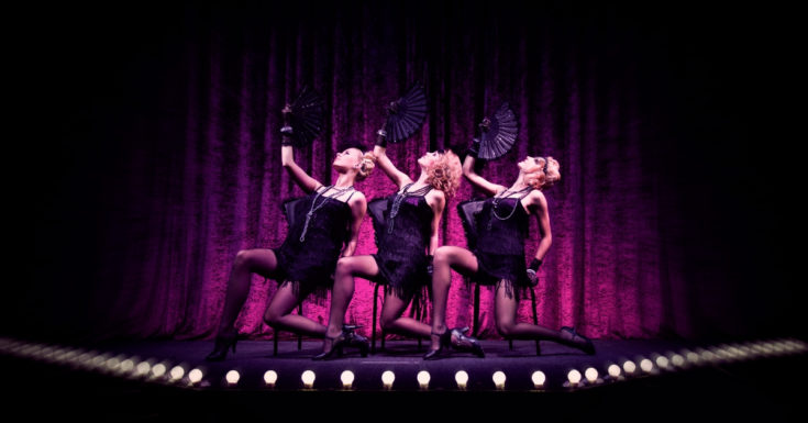Go Las Vegas Pass Review - picture of show girls on stage