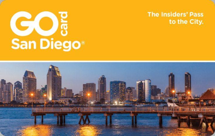 Go San Diego Card Logo