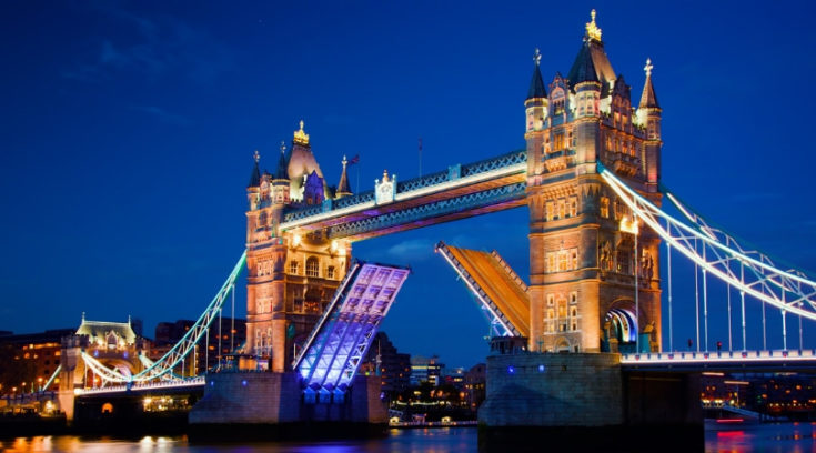 london pass review - photo of Tower Bridge