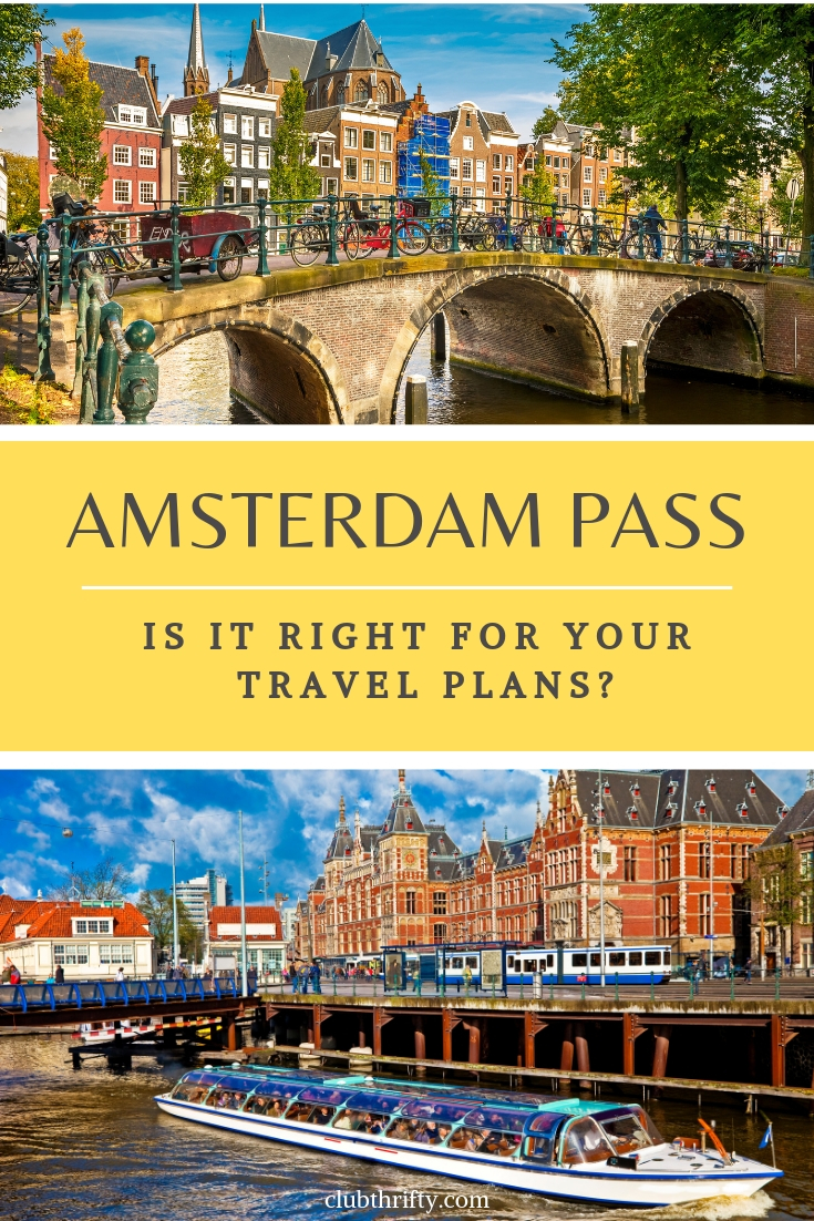 Amsterdam Pass Review Pin - pictures of Amsterdam