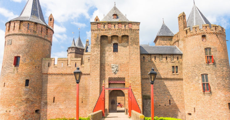 Amsterdam Pass Review - picture of Muiderslot Castle