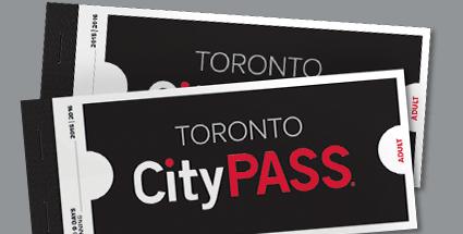 Toronto CityPASS Logo - tickets