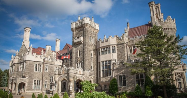 Toronto CityPASS Review - picture of Casa Loma