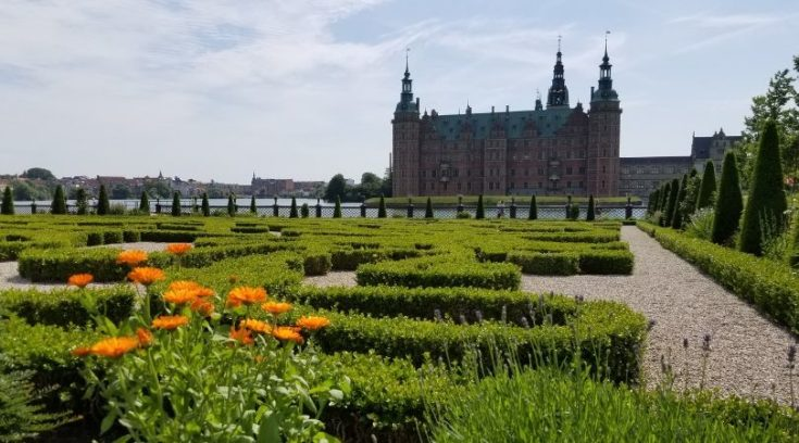 Photo of Frederiksborg Castle, Denmark