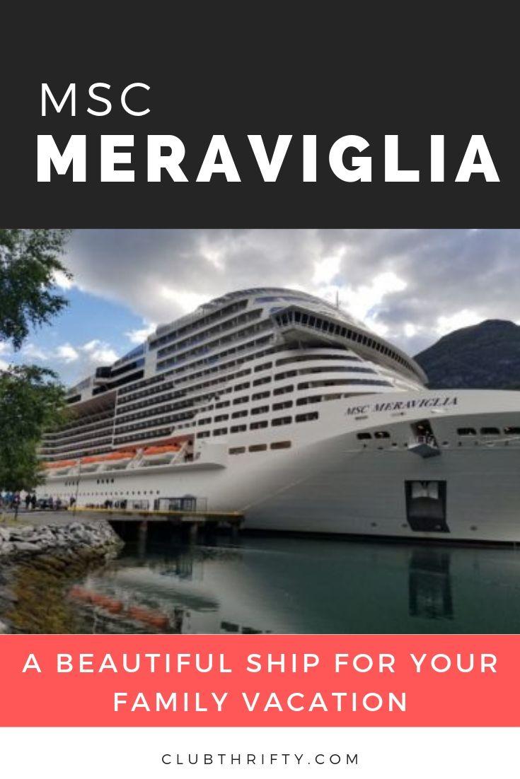 MSC Meraviglia Review pin - picture of MSC Meraviglia