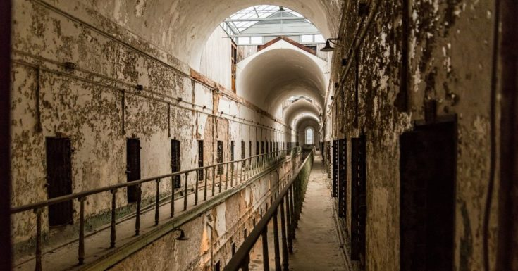 Philadelphia CityPASS Review - picture of inside Eastern State Penitentiary
